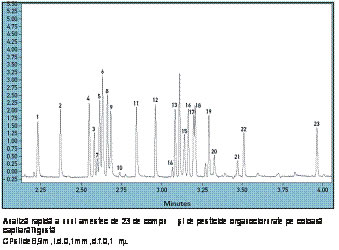 GC – Gaz Cromatograf